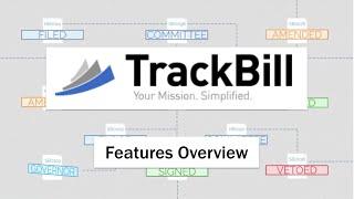 TrackBill: Legislation Tracker YouTube video