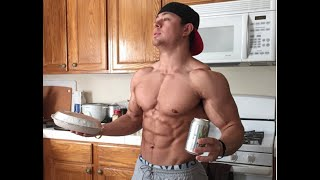 Matt Ogus - Cutting Diet - Meal by Meal