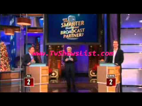 The Tonight Show with Jay Leno E219 (Al Michaels and Cris Collinsworth)