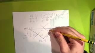 Download Video Finding the circumcenter using coordinates MP3 3GP MP4