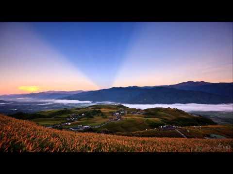 台灣之美六十石山,簡直就跟仙境一樣~