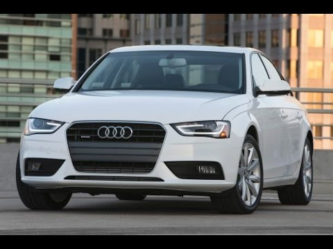 2015 Audi A4 Start Up and Review 2.0 L Turbo 4-Cylinder