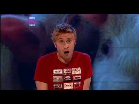 Russell Howard's Good News- Cute But Useless Animals