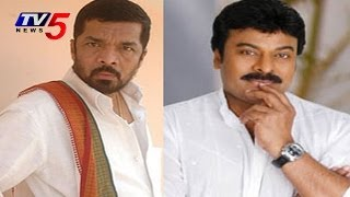 posani satires on chiru 150th uyyalawada narasimha reddy movie suparichitudu tv5 news