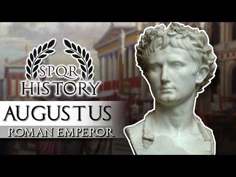 Life of Emperor Augustus #1 - Son of Caesar, Roman History Documentary Series