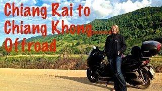 Chiang Khong (Chiang Rai) Thailand  city pictures gallery : Chiang Mai to Chiang Khong, Offroad