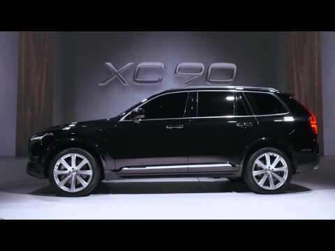 Новый Volvo XC90 - видео обзор!