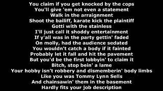 Eminem - Offended (Lyrics)