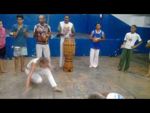 Capoeira em piraju