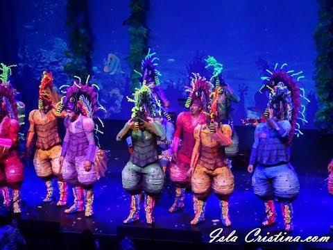 Comparsa «Hijos de un mar de luz» (Isla Cristina) – Preliminares.