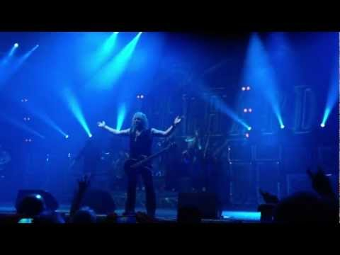 Anytime Anywhere - Gotthard - Firebirth - 2012 live München