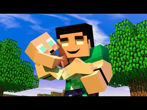 Minecraft – VIDA REAL – #12 O BEBÊ NASCEU!! – Comes Alive Mod