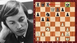 Anatoly Karpov : Top 16 Amazing Chess Sacrifices! Former World Chess Champion!