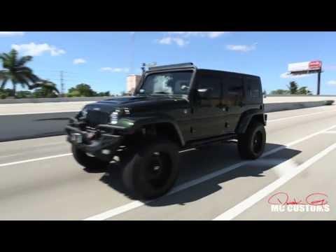 MC Customs Jeep Wranglers