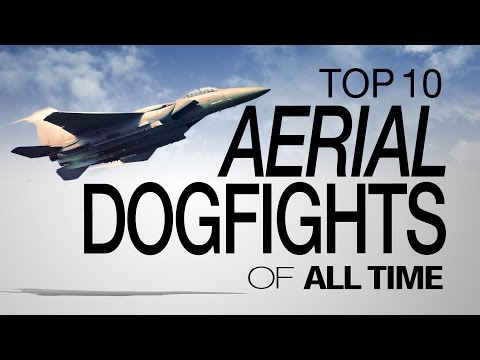 Watch The Top 10 Coolest Aeroplane Dogfight Scenes In Movie History