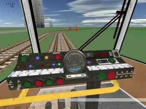 ATS - Advanced Tram Simulator - 105Na