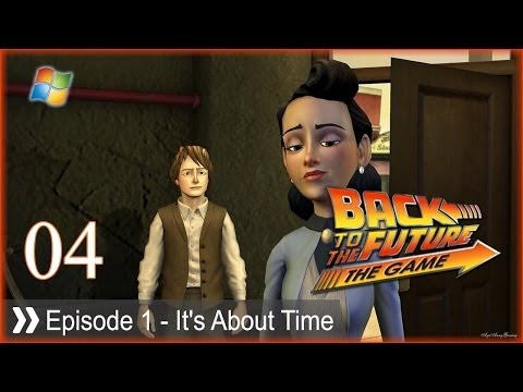 back to the future outatime ending relationship