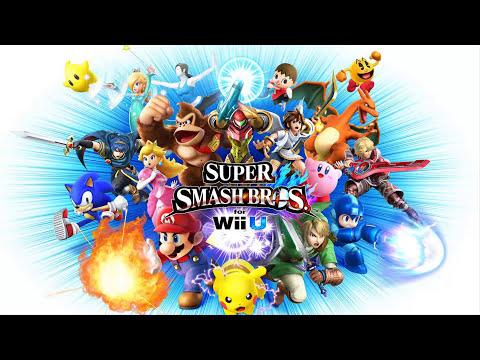Super Smash Bros. 4 For Wii U OST - Wii Fit Plus Medley