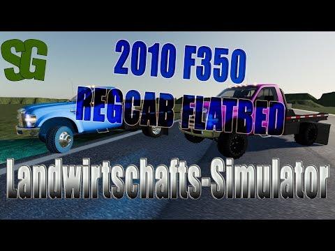 2010 F350 RegCab flatbed v1.0.0.0