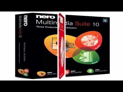 Nero Multimedia Suite Platinum HD 10 free download