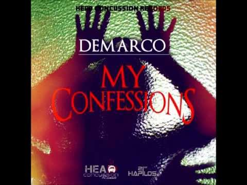Demarco - My Confession (Raw) - November 2012