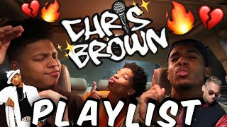 Video THE GREATEST CHRIS BROWN PLAYLIST OF ALL TIME‼️🎶🔥🤯 MP3, 3GP, MP4, WEBM, AVI, FLV November 2018