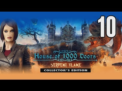House of 1000 Doors 3: Serpent Flame CE [10] w/YourGibs - LIGHT ONES FIFTH ELEMENT REVEALED