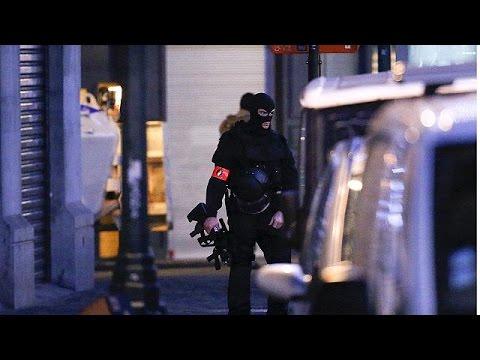 Δύο συλλήψεις ύποπτων για τρομοκρατία στις Βρυξέλλες