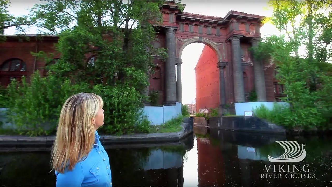 St Petersburg Canals