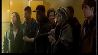 Moved this over  from an old account :This was taken from the first airing of the TV ad.Official website - http://attacktheblock.com/ UK Release 11th May 2011Originally uploaded on Apr 29, 2011 with 2,398 views