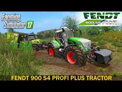 Fendt 900 S4 Profi Plus v1.0