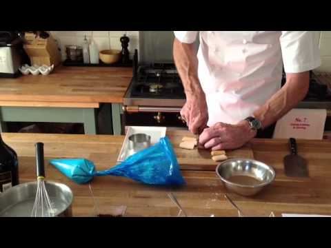 Dennis Van Golberdinge Teaching You To Make Classic Tiramisu