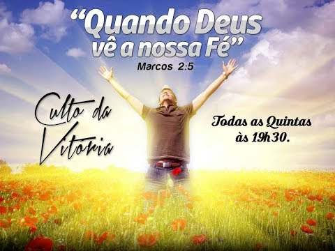 Culto da Vitória - 12/04/2018