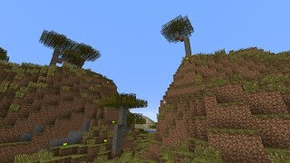 The Midnight Battle of Twin Peaks -- Minecraft PvP Map