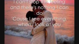 Firehouse - When I Look Into Your Eyes (Lyrics) - YouTube