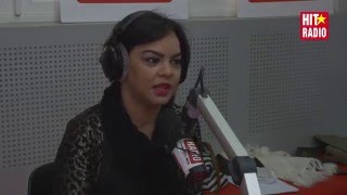 Jihane Ricouch dans Le Morning de Momo sur HIT RADIO