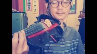 Surat Cinta untuk Starla Cover Violin Abilintang
