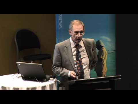 Nigel Preston, CSIRO – Part 1 – 'Aquaculture – global challenges and local solutions'