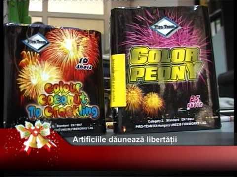Artificiile dăunează libertății