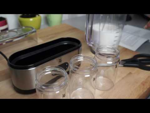 WMF KÜCHENminis Joghurtbereiter / Joghurt Maker im Test