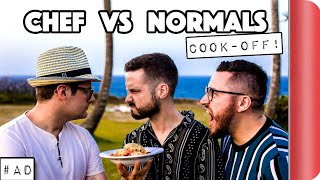 Beat The Chef Cook Off! | Game Changers by SORTEDfood