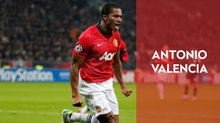 Antonio Valencia - Home Workout