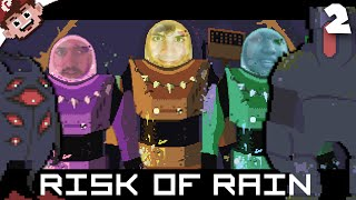 A Child Friendly Fan Fiction (The Derp Crew: Risk of Rain - Part 2)