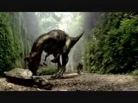 Walking With Dinosaurs - Allosaurus - Epicon Hybrid