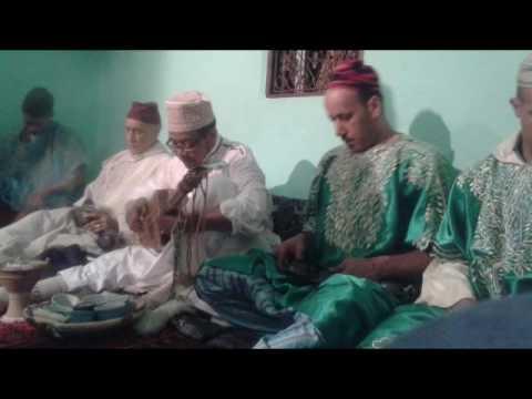Lila 2016 Màalam Ahmed Bakbo & Wald Lbat – Lhoumer -'_ BaniYa _-' & Gnawa Oulad Bambra