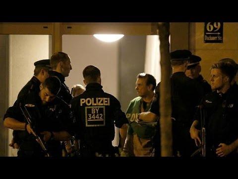 Μόναχο: Επιχείρηση της αστυνομίας σε διαμέρισμα
