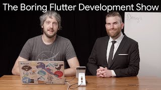 Material Components, Material.io, and Theming (The Boring Flutter Development Show, Ep. 9)