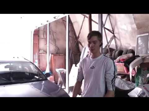 Лютый Carib/Трэш покраска)) (видео)