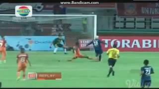 Highlights Arema FC vs PBFC [5-1] Final Piala Presiden 12 Maret 2017