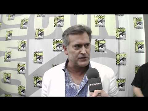 Bruce Vs. Frankenstein - Comic-Con 2010 Exclusive: Bruce Campbell Talks Bruce Vs. Frankenstein
